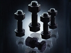 HEAVY HEX BOLTS NUTS AND WASHERS